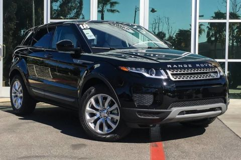 New Land Rover Range Rover Evoque in Mission Viejo | Land Rover ...