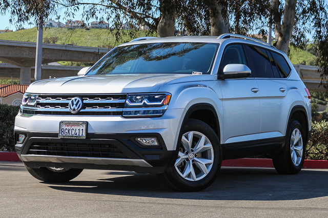 Used Volkswagen Atlas Mission Viejo Ca