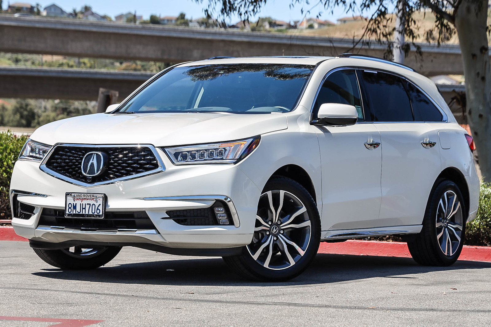 Pre-Owned 2019 Acura MDX FWD w/Advance Pkg