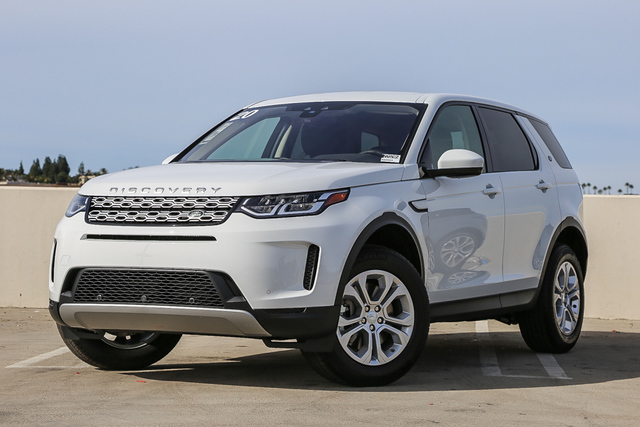 New 2020 Land Rover Discovery Sport Standard 4WD 4WD