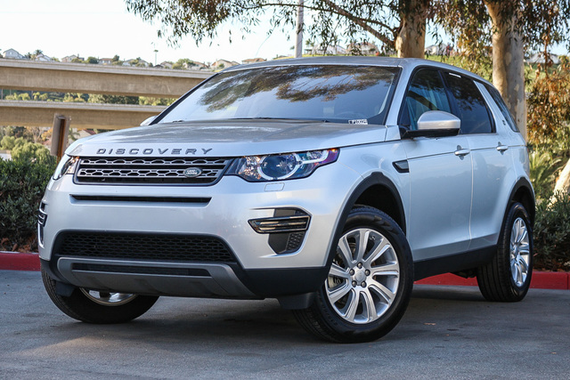 Used Land Rover Discovery Sport Se Mission Viejo Ca