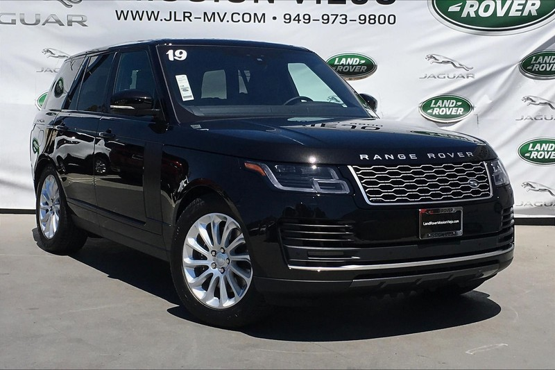 New 2019 Land Rover Range Rover HSE Four Wheel Drive 4 Door