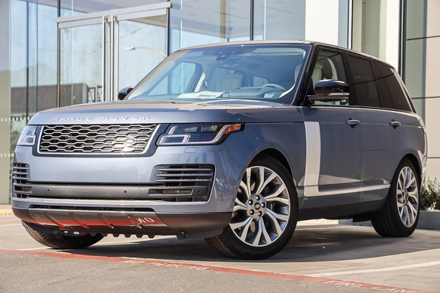 New 2020 Land Rover Range Rover PHEV HSE