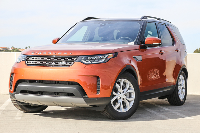 New 2020 Land Rover Discovery SE V6 Supercharged 4WD