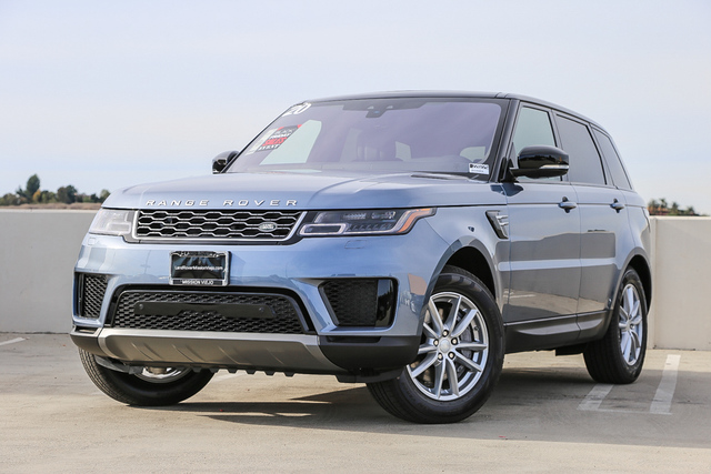New 2020 Land Rover Range Rover Sport Turbo i6 MHEV SE With Navigation & 4WD
