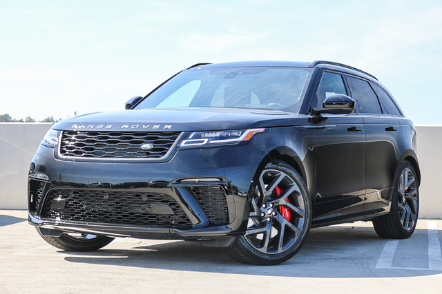 New 2020 Land Rover Range Rover Velar V8 SVAutobiography Dynamic Edition