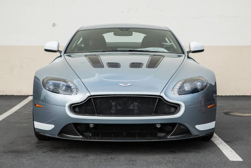 PreOwned Aston Martin Vantage S Coupe In Mission Viejo N - Aston martin vantage s