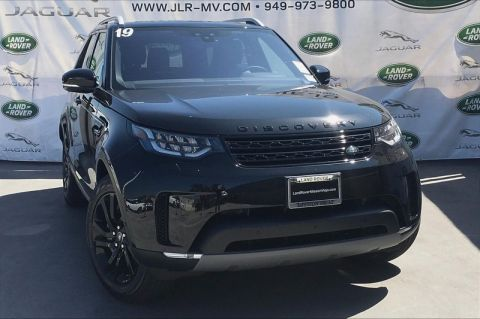 New 2019 Land Rover Discovery HSE SUV in Mission Viejo